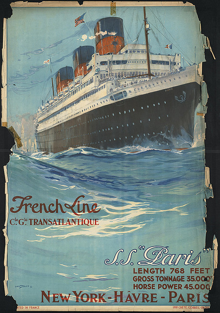 An Inspiring Collection Of Vintage Travel Posters | Vintage World Travel | Scoop.it
