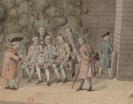 Faire caca à Paris au XVIIIe siècle... pas évident! | GenealoNet | Scoop.it