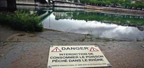 Contamination des cours d'eau français | Techno Stuffs | Scoop.it