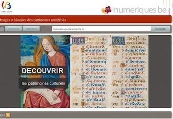 Documents, images : Numériques.be, portail du patrimoine belge | BiblioLivre | Scoop.it