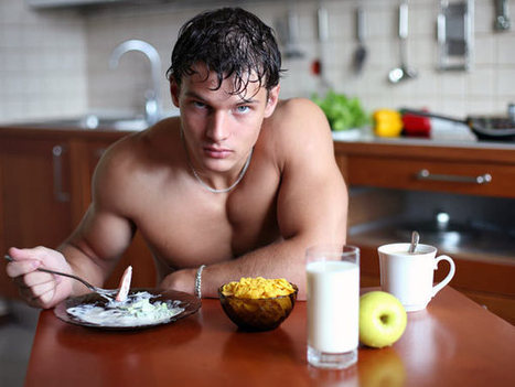 10 Things Men Should Eat Before Going to Gym | Health & Wellness | Scoop.it