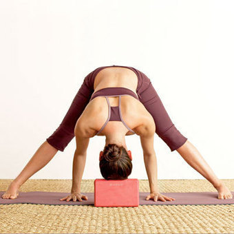 Yoga Moves to Beat Insomnia, Ease Stress, and Relieve Pain   Good Health   Scoop.it