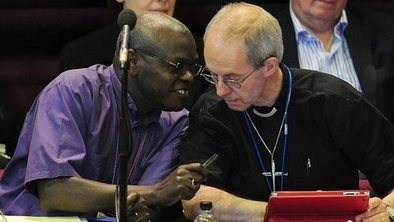 Gay couple blessings ruled out by Church of England bishops - BBC News | Gay priests in CofE | Scoop.it