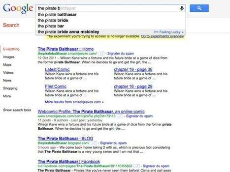 Google fait un pas de plus vers la censure | Fredzone | Dangers du Web | Superkadorseo | Scoop.it