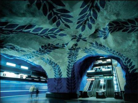 TOP 10 สถานีรถไฟฟ้าใต้ดินที่สวยที่สุดในโลก   Top 10 อันดับ   10 อันดับน่าสนใจ   Scoop.it