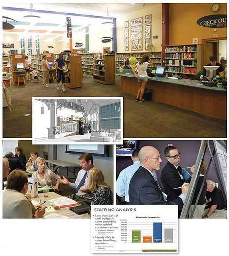 Same Budget, New Branches | Library By Design | innovative libraries | Scoop.it