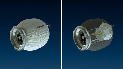 Station Gets Ready to Expand BEAM   Space Station   The NewSpace Daily   Scoop.it