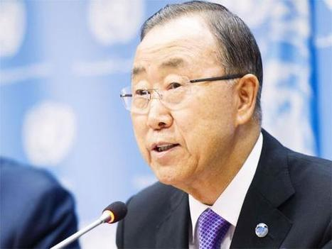 World not prepared for biological attacks, new technology threats: Ban Ki-moon - The Economic Times | CBRN | Scoop.it