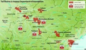La menace d'une crue d'envergure dans la région | Vallée d'Aure - Pyrénées | Scoop.it