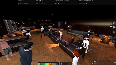 Second Life Creator Philip Rosedale Is Building a Virtual World Where Your Avatar Mirrors Your Facial Expressions | MIT Technology Review | Immersive World Technology | Scoop.it