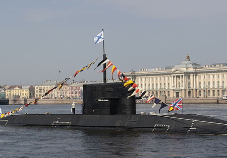 Russia: Navy to Get Three Nuclear Submarines >> Naval Today | The Navy Campaign Daily | Scoop.it