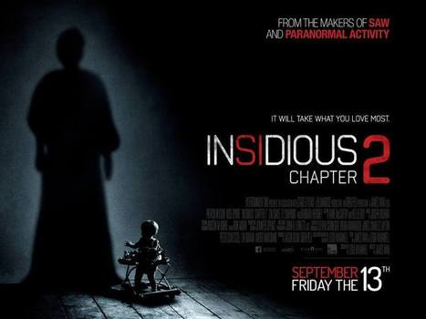 Watch Insidious Chapter 2 Movie Online | Watch Runner Runner Online | Scoop.it