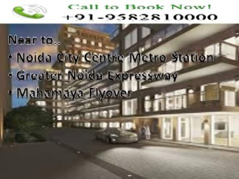 Jaura Forest Greens Noida Sec 86- Call Us 95828... | Jaura Infratech | Scoop.it