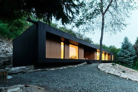 Hideg House by Béres Architects | sustainable architecture | Scoop.it
