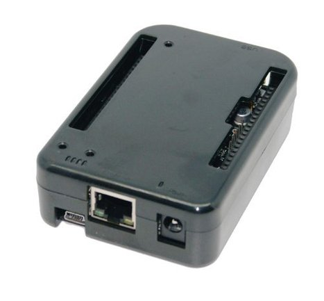 NEW! Jet Black Case for BeagleBone Black by SB Components | Amazones | Raspberry Pi | Scoop.it