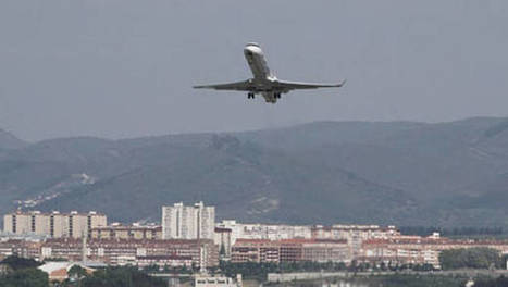 La Comunidad foral es sobrevolada al mes por hasta 24.000 aviones | Ordenación del Territorio | Scoop.it