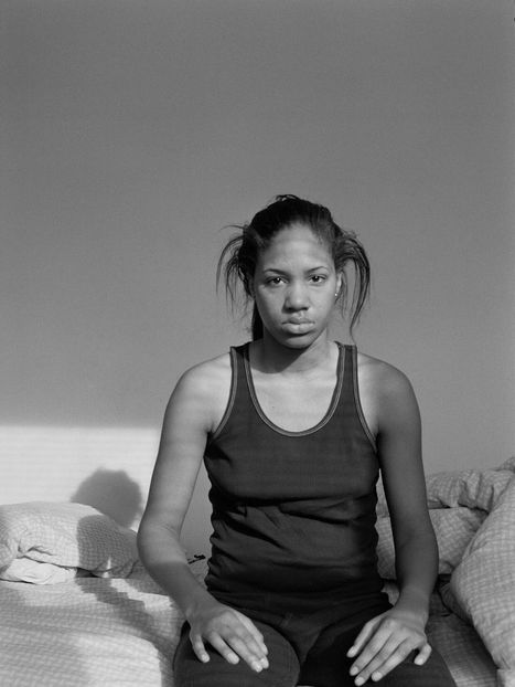 Au Capc, LaToya Ruby Frazier, working class heroine - Rue89 Bordeaux | Gender and art | Scoop.it