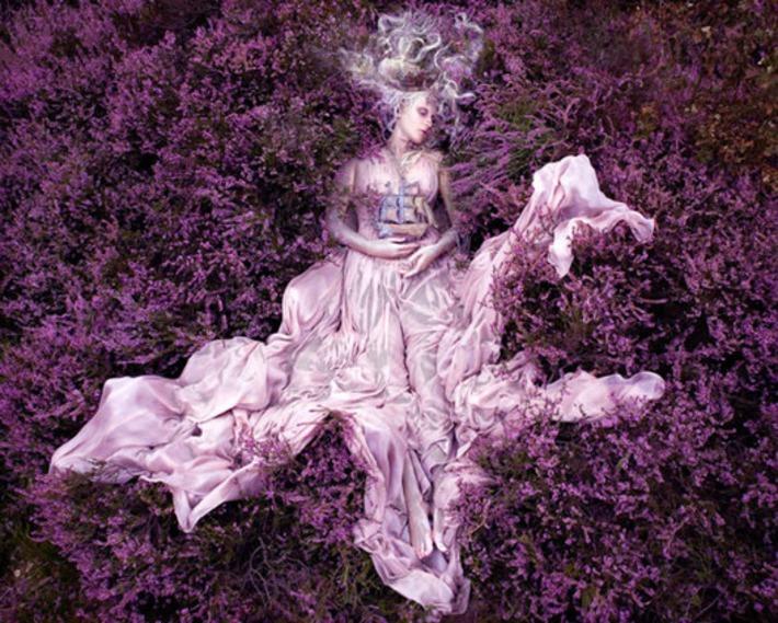 Kirsty Mitchell's Fairytale Wonderland   Machinimania   Scoop.it