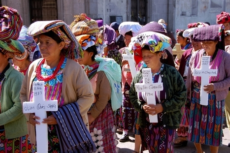 Center for Justice and Accountability:Background on Guatemala   8th Grade Genocide Web Sites   Scoop.it