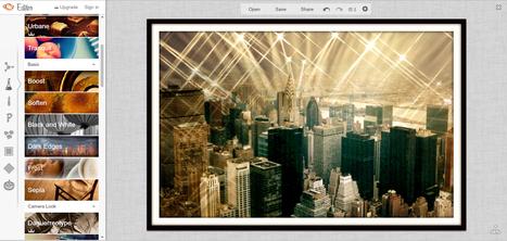 ::: PicMonkey ::: retouche d'image en ligne | CRÉER - DESSINER EN LIGNE | Scoop.it