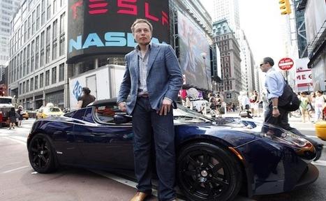 Elon Musk ou «le plus grand entrepreneur actuellement en vie»?   Innovation Anywhere   Scoop.it