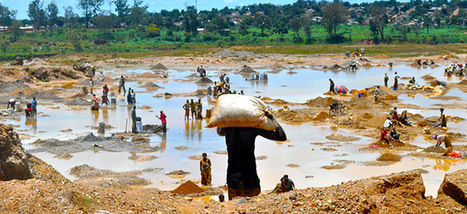5 CHALLENGES OF ARTISANAL MINING THAT MOBILE TECH CAN HELP SOLVE | Social Performance - Natural Resources | Scoop.it