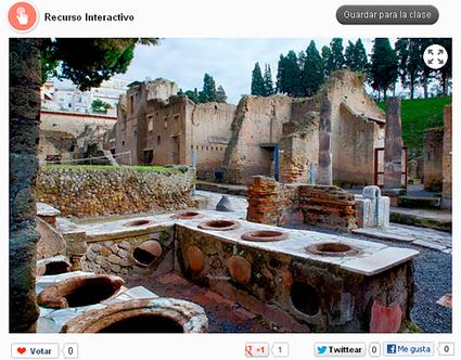 Romanorum Vita - blog de la exposición – Obra Social 'la Caixa' » Blog Archive » Recursos educativos sobre la Antigua Roma para tus clases | Mundo Clásico | Scoop.it