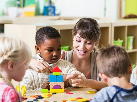 Integrating STEM Learning in Early Childhood Education | RAND | STEM Connections | Scoop.it