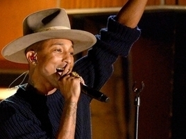 Arby's Buys Pharrell Williams' Hat for $44,100 | The Twinkie Awards | Scoop.it