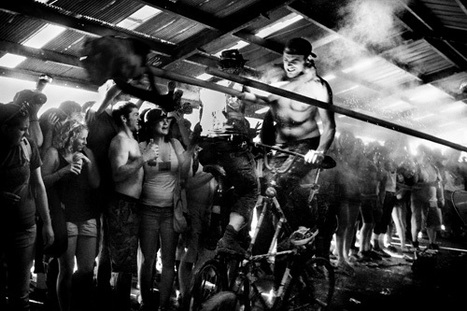 Bike kill | Photographer: Julie Glassberg | BLACK AND WHITE | Scoop.it