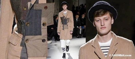 JUNYA WATANABE FALL-WINTER/2013-14 | COMME des | Scoop.it