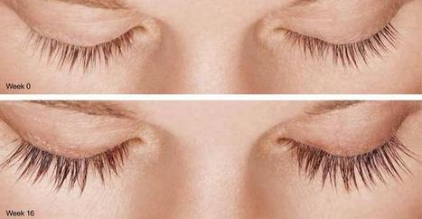 Get Thicker And Fuller Eye Lashes In Just 16 Weeks With Latisse | Health & Beauty | Scoop.it