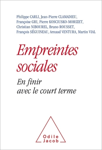 Empreintes sociales - Éditions Odile Jacob | inspiration books | Scoop.it