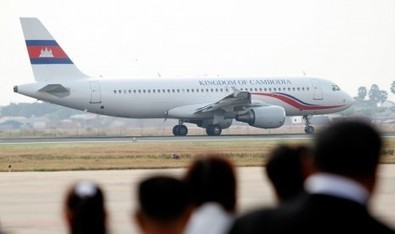 Government's New Jet Takes to the Skies | The Cambodia Daily | Cambodian News | Scoop.it