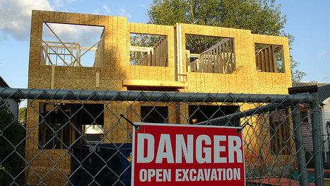 New home construction slumps 8.9% - CBC.ca | Real Estate Halifax | Scoop.it