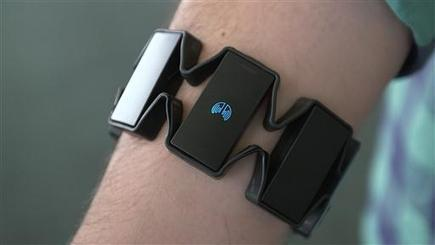 Myo Motion-Sensing Armband Gets Streamlined Look | Machines Pensantes | Scoop.it