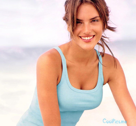 Alessandra Ambrosio   CoolPics.me   HD Funny Love Wallpapers Murals Pictures   Wallpapers   Scoop.it