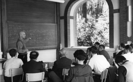 La muerte de un genio de las matemáticas | Ciencia y Tecnología | Scoop.it