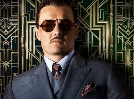 Les lunettes dans Gatsby Le Magnifique   Ol'Optic - Revue de presse de l'optique   Scoop.it