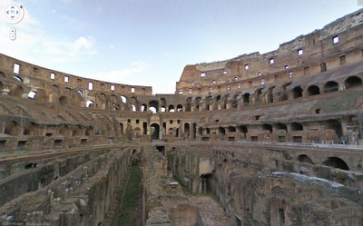 When in Rome: New Street View imagery of historic sites in Italy and France | toute l'info sur Google | Scoop.it
