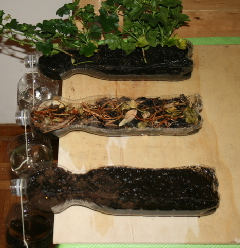 Science experiment on soil erosion | Lesson Ideas and Resources | Scoop.it