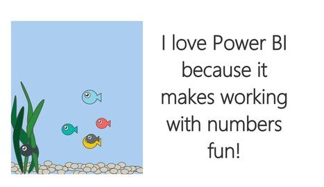 Joignez-vous à nous pour témoigner votre amour d'Excel et de Power BI | Intelligence d'affaires | Scoop.it