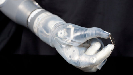 Mind-controlled prosthetic arm from Segway inventor gets FDA approval | Technoculture | Scoop.it