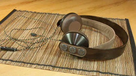 Exodus On-Ear Headphones in a beech wooden ... - Geeky Tech Blog | geekytechblog | Scoop.it