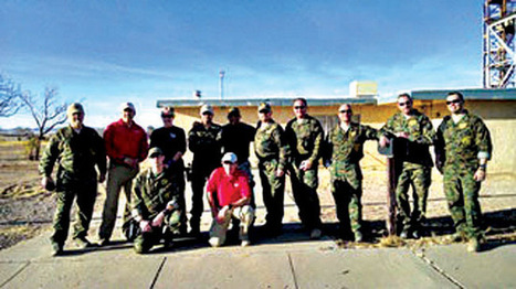 Local SWAT team takes part in explosives training in New Mexico - Johnson City Press (subscription)   How to become a police officer   Scoop.it