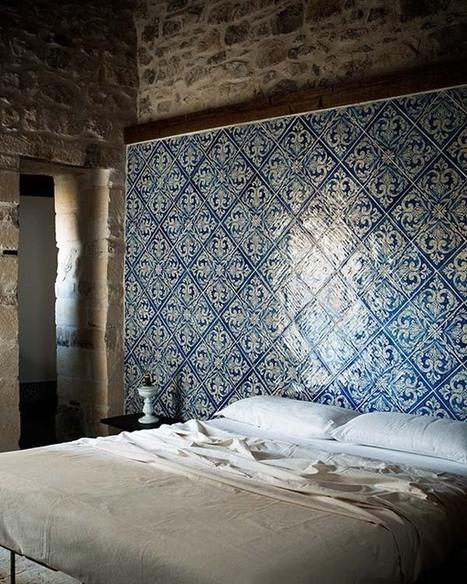 Retreat to Casa Talia in Sicily | KOUBOO.com - Well Traveled Home Decor & Interior Design | Scoop.it