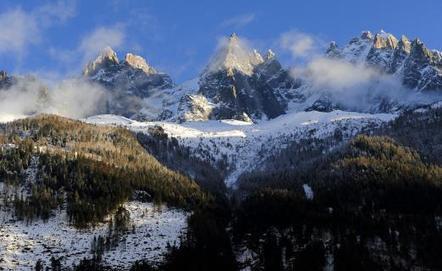 Réchauffement climatique : bientôt la fin des neiges éternelles dans ... | Montagne - Environnement - Biodiversité - Climat | Scoop.it