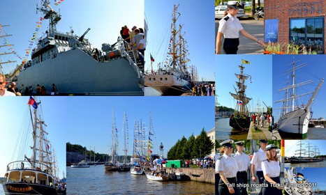 The Tall ships regatta Turku of Finland 2011 | Flickr - Photo Sharing! | Finland | Scoop.it