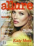 Allure August 2013 : Kate Moss | التميز لتصميم المواقع | Scoop.it