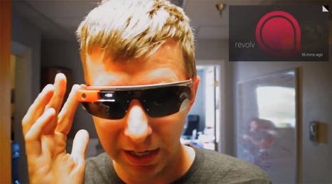 Des lunettes qui allument la lumière et ouvrent... | veille | Scoop.it
